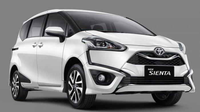 Toyota Sienta Facelift resmi meluncur di Indonesia, Senin (2/9/2019).