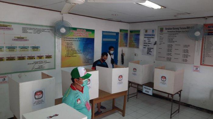 16 Desa di Kabupaten Bekasi Jawa Barat Gelar Pilkades Serentak Hari Ini, Terapkan Protokol Kesehatan