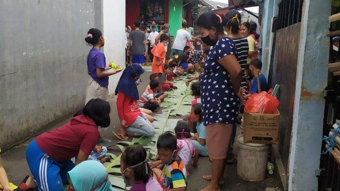 Tengok Tradisi Baritan yang Digelar Rutin di RW 10 Lubang Buaya Cipayung Jakarta Timur