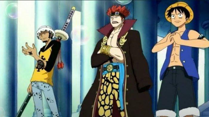 Anime One Piece 978, Kyoshiro dan Ribuan Pasukan Datang di Tengah Pertarungan Generasi Terburuk