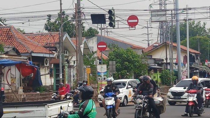 30 Persen Wilayah Bekasi Mengalami Pemadaman Listrik, Sejumlah Traffic Light Ikut Padam