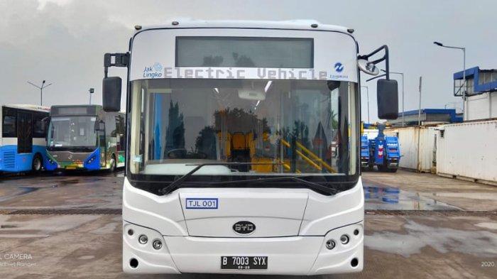 PSBB Transisi, Berikut Jadwal Bus Transjakarta Hari Ini