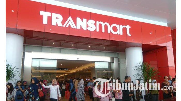 Gudang Transmart Bintaro Tangsel Dikuras Maling, 65 TV dan Home Theatre Raib Dibawa Kabur