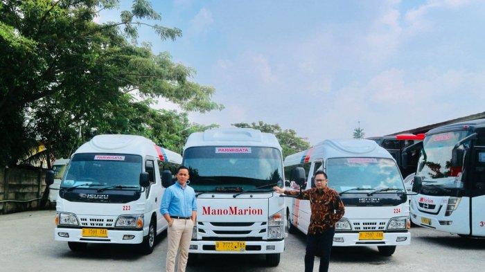 Minibus Jadi Alternatif Transportasi untuk Mudik Bersama Keluarga