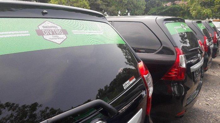 Pemprov DKI Serahkan Penandaan Taksi Online Pada Kepolisian