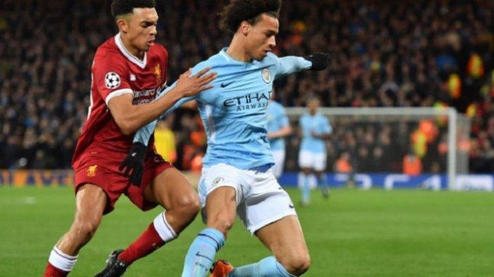 Prediksi Skor Jadwal Liga Inggris Liverpool vs Man City Malam Ini, Akankah Berakhir Imbang?