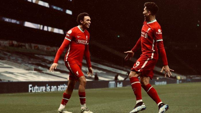 Liverpool vs Everton: Mohamed Salah Bisa Jadi Kutukan The Reds