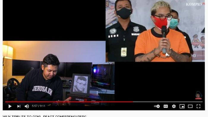 Lihat Coki Pardede Pakai Baju Tahanan, Tretan Muslim Masih Tak Percaya: Saya Yakin Dia Bisa Sembuh