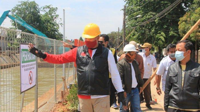 Antisipasi Banjir Tahunan, Kota Bekasi Kebut Pembangunan Folder Air