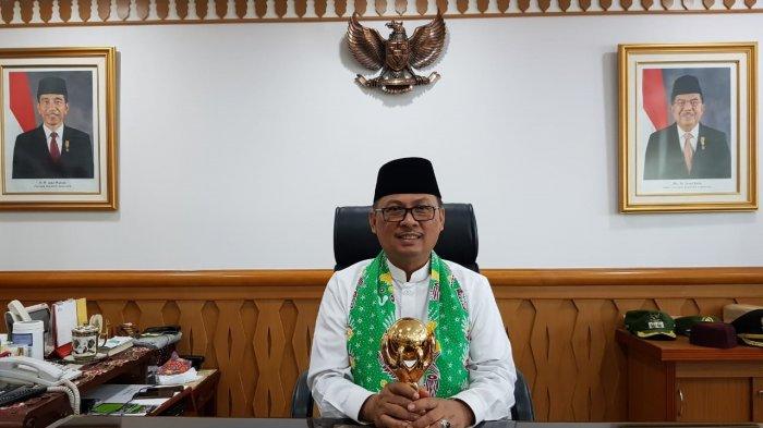 Wali Kota Tri Kurniadi Hadiri Sarasehan dengan Ulama dan Umaro Tingkat Kota Jakarta Selatan