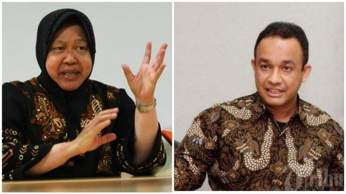 Anies Baswedan Ungguli Prabowo di Survei Presiden, Tapi Kalah dari Tri Rismaharini di DKI Jakarta