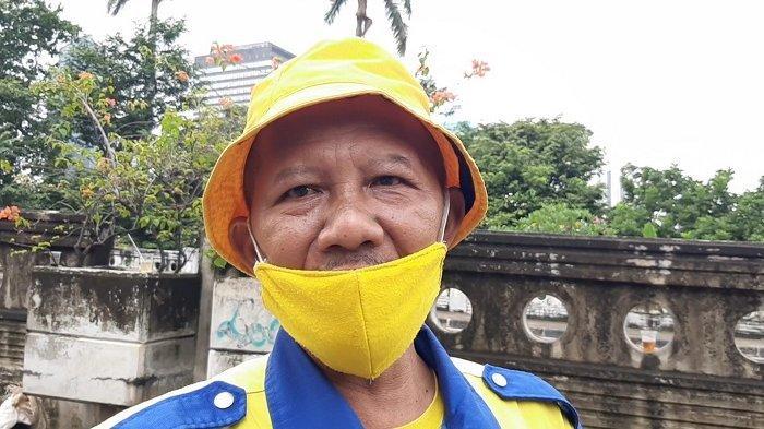 Kepala Pengendali Sudin Bina Marga Jakarta Pusat Tak Bisa Tidur Saat Hujan Deras Turun
