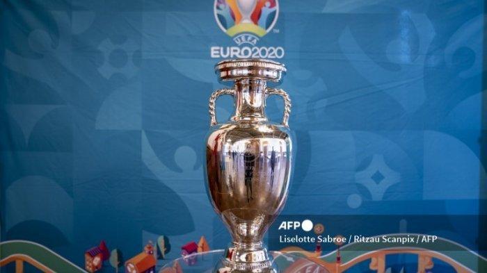 Jadwal Euro 2021: DIbuka Laga Turki vs Italia 12 Juni, Ditutup Final di London 12 Juli WIB