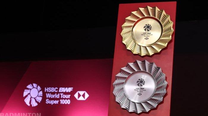 H-1, Ini Daftar Lengkap Kontestan BWF World Tour Finals 2020: Indonesia Hanya Kirim 5 Wakil
