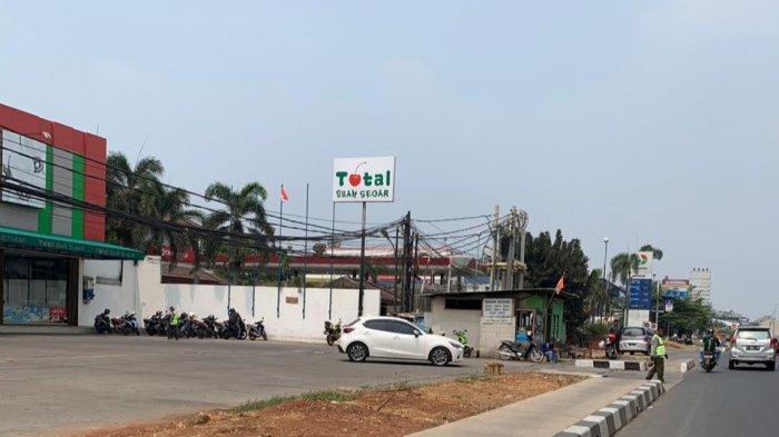 Pengelola Tol Becakayu Segera Bangun Taman di Belakang Trotoar Jalan Kalimalang