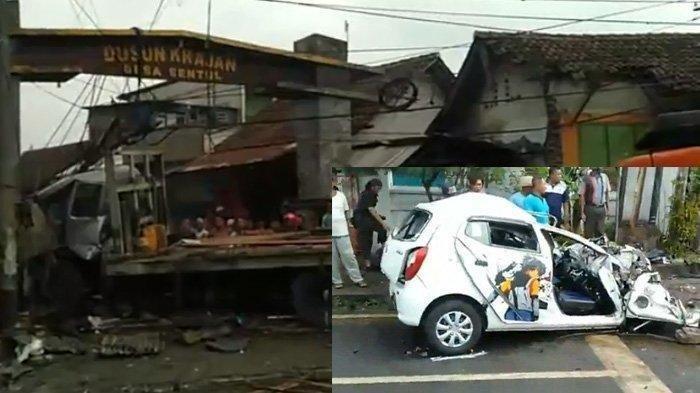 Video Truk Hantam Mobil dan Motor, 7 Tewas Satu Keluarga Jadi Korban Kecelakaan Purwodadi
