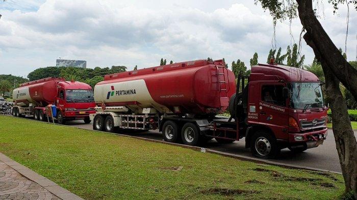 Massa SPAMT Bajak 2 Truk Tangki BBM Gara-gara Tuntutan Tak Dikabulkan Sejak 2016