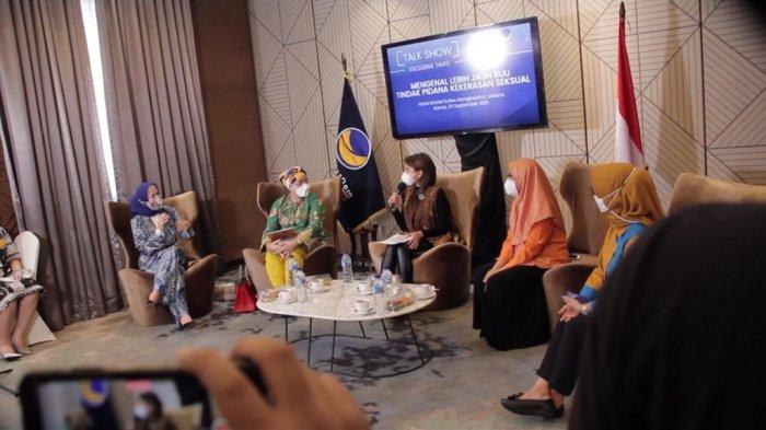 Perempuan Lintas Golongan Serukan Stop Kekerasan Seksual