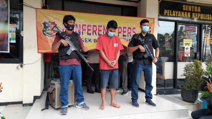 Pakai Gunting Baja, Maling Spesialis Toko Kelontong Gasak Rokok dan Emas 30 Gram di Bekasi