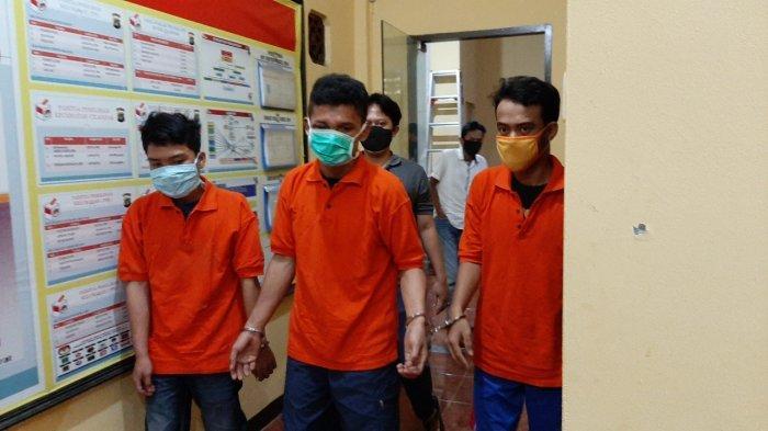 Lakukan Pencurian di Toko Handphone Jakarta Timur, 3 Pemuda Bakal Habiskan Masa Mudanya di Penjara
