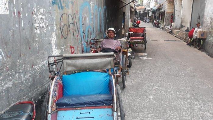 Nasib Becak di Ibu Kota, Punya Pangkalan Resmi Hingga Munculnya 'Beol Cepirit'