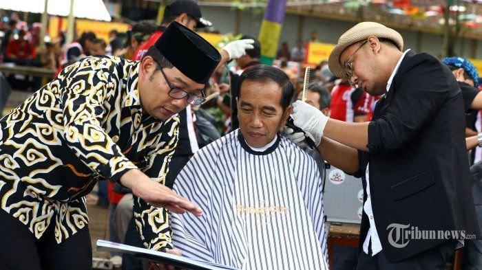 Jokowi-Maruf Presiden & Wapres Terpilih, Ridwan Kamil Ucap Selamat & Titip Pesan Soal Rekonsiliasi