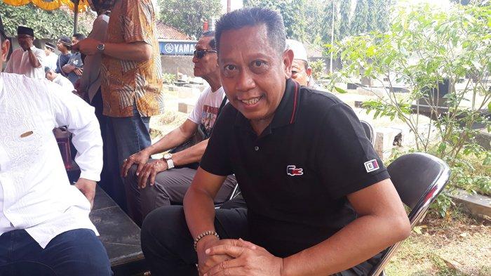 Pelawak tersohor tanah air, Tukul Arwana di Pasar Minggu, Jakarta Selatan pada Kamis (11/10/2018)