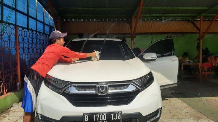Car Wash di Jatinegara Pekerjakan Penyandang Disabilitas: Berasal dari Korban PHK