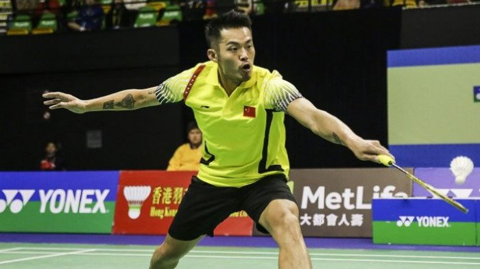 Lin Dan Mundur Walau Pernah Juarai Singapore Open, Tunggal Putra Denmark Ini Sangat Bingung