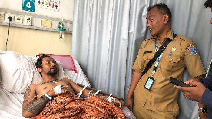 Ini yang Dilakukan Ketua Rescue Ular Banten, Bisa Selamat Setelah Digigit Kobra