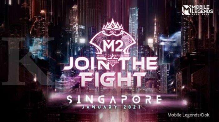 Jadwal Lengkap Turnamen M2 Mobile Legends: Dua Tim Indonesia RRQ Hoshi dan Alter Ego Berlaga