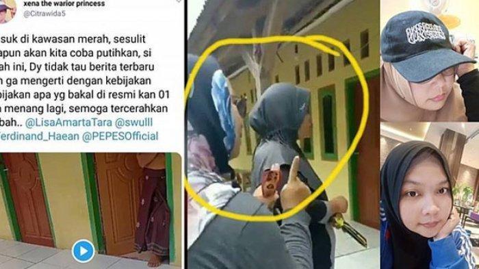 Viral Lakukan Kampanye Hitam Jokowi-Ma'ruf, Ketum Pepes Relawan Prabowo Dilaporkan ke Bawaslu