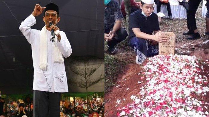 Doa Ustaz Abdul Somad untuk Syekh Ali Jaber, Pendakwah Madinah Sembunyikan Sakit dari Keluarga