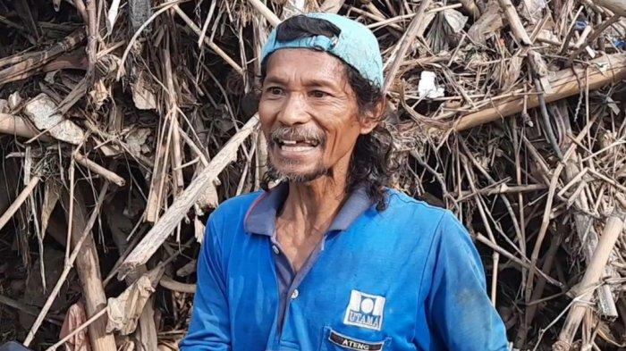 Kisah Udin, Mantan Tukang Becak yang Terpaksa Alih Profesi Semenjak Kehilangan Sewa