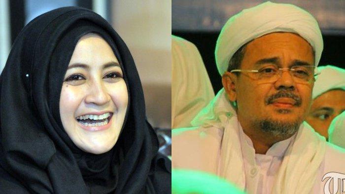 Foto Umi Pipik dan Habib Rizieq Dihapus Instagram, Ustaz Alhabsyi Pernah Alami: Kriminalisasi Medsos
