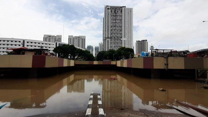 Tak Kuat Sedot Banjir, Pompa Air Milik PPK Kemayoran Bakal Direview Kementerian PUPR