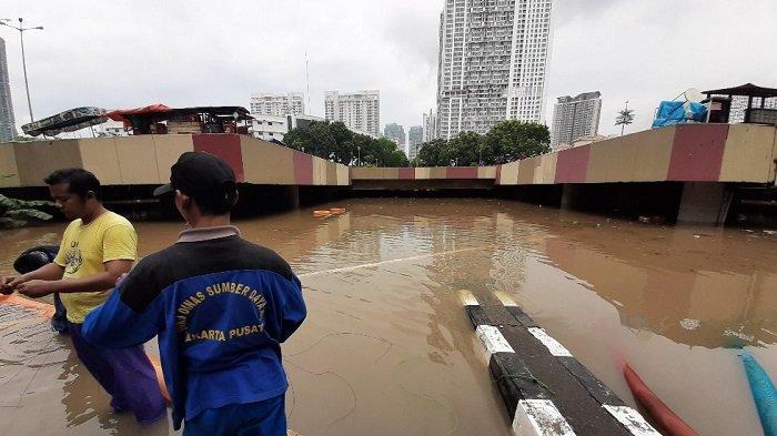 Evaluasi Banjir di Jakarta, Kementerian PUPR akan Bangun Pompa di Kramat Sentiong