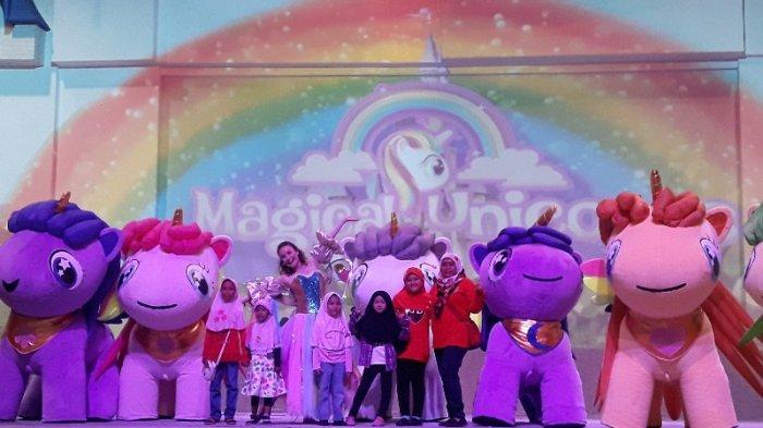 Wujudkan Impian Anak-anak, Dufan Hadirkan Unicorn dari Australia Oktober Ini