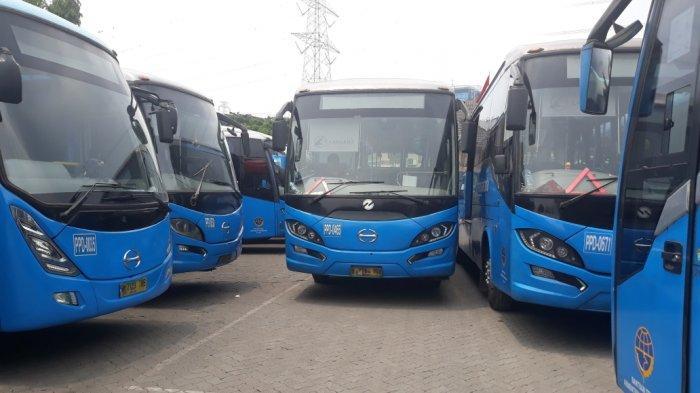 PT Transjakarta Persilakan Operator Memilih Bus Listrik dari APM Terbaik