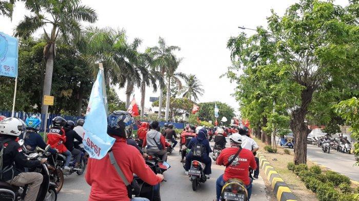 Antisipasi Kluster Baru, Polisi Imbau Massa Buruh Jalani Swab Test