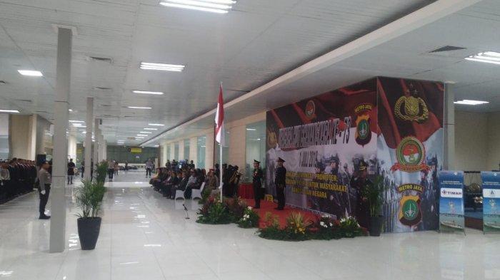 HUT ke-73 Bhayangkara, Polres Pelabuhan Tanjung Priok Pecahkan Rekor MURI