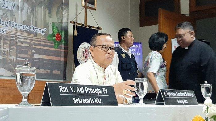 Natal 2019, Ini Pesan Uskup KAJ Ignatius Kardinal Suharyo