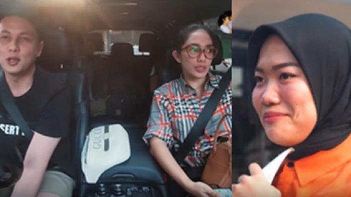 Gadis 20 Tahun Kuliah Sambil Kerja, Berkaca-kaca Dapat Uang Segepok dari Ussy Sulistiawaty: Ya Allah