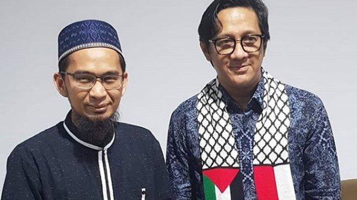 Andre Taulany Temui Ustaz Adi Hidayat, Arie Untung: Kita hamba dari Al Afuw yang Maha Pemaaf