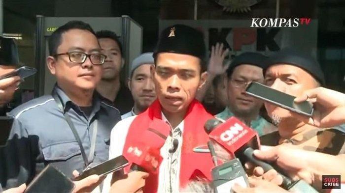 Reaksi Ustaz Abdul Somad soal Habib Rizieq Shihab Pulang ke Indonesia