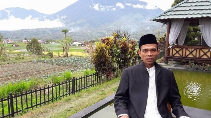 Ustaz Abdul Somad Talak Cerai Istri, Ini Kata Humas Pengadilan Agama Bangkinang