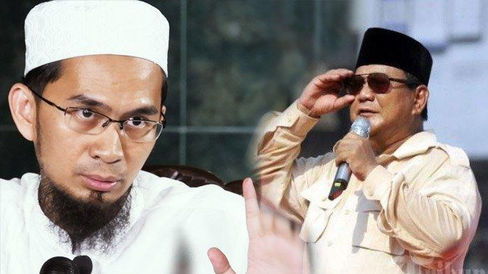 Arie Untung Bandingkan Perlakuan UAS hingga Adi Hidayat Saat Bertemu Prabowo