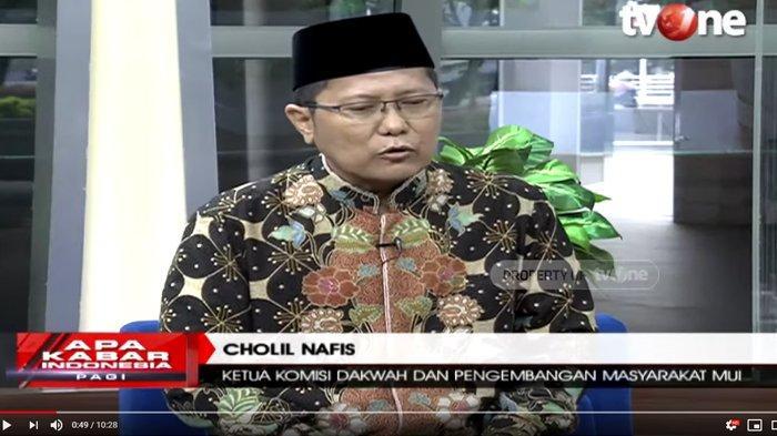 Ningsih Tinampi Akui Bisa Panggil Nabi & Malaikat, Ustaz Cholil Nafis Tegas: Dia Dalam Tipu Daya Jin
