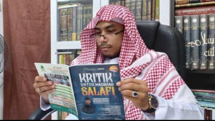 Berduka Maaher At Thuwailibi Meninggal Gus Miftah Saya Tak Punya Masalah Pribadi Dengan Beliau Halaman 4 Tribun Jakarta