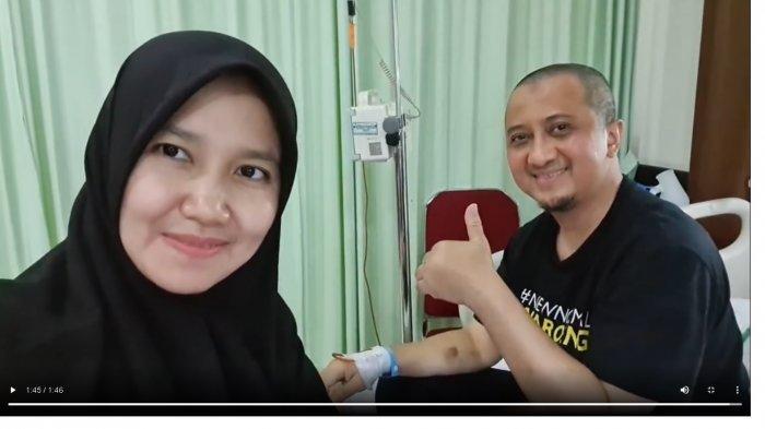 Sambil Senyum, Ustaz Yusuf Mansur Ungkap Kondisinya Usai Drop hingga Harus Tranfusi Darah: Melesat!